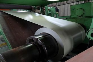 China JIS G3302 Color Coated Steel Coil / Sheet Anti Corrosion For Roof Structure supplier