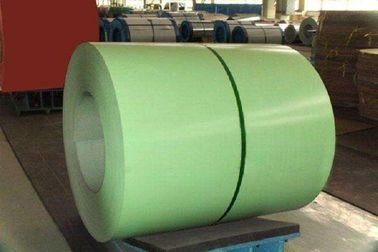 China Lightweight Hot Dipped Galvanized Coil Strong Corrosion Resistance Various Color supplier