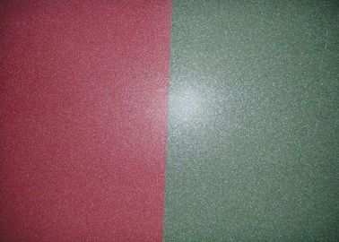 China Wrinkled / Matte Color Coated Roofing Sheets , PPGI Steel Sheet For Roofing External Wall supplier