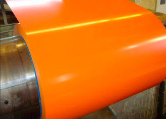 China DX51D+AZ PPGL Steel Coil Width 600mm-1250mm Heat Resistant For Construction supplier
