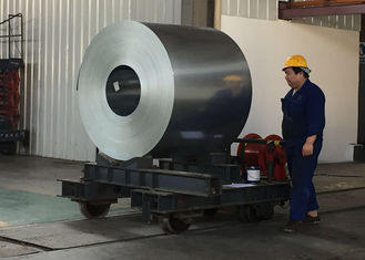 China 55% AZ40 Pre Painted Galvalume Coil / Galvalume Steel Sheet Heat Insulation supplier
