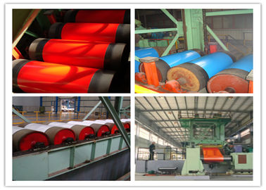 China Pre Painted Steel Sheet / Aluzinc Steel Sheet EN 10169 Hot And Cold Rolled supplier