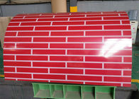China Color Coated PPGI Steel Coil / PPGL Steel Coil Width 914mm-1250mm For Roofing factory