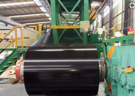 Professional Prepainted Galvanized Steel Coil / PPGI PPGL Hot Rolled Steel Coil