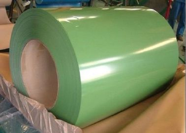 G550 Hot Dipped Galvanized Coil / Color Coated Steel Coil Sheet Width 600mm - 1250mm