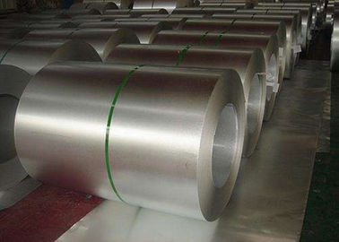 Normal Spangle Galvalume Steel Sheet / Aluzinc Steel Sheet For Construction
