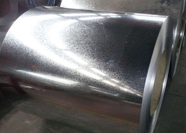 High Gloss Galvalume Steel Coil / Sheets 0.15 - 0.8mm Thickness For Workshop