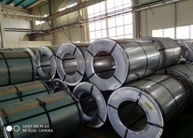 Z40 - Z180 PPGL PPGI Steel Coil / GI Colour Coated Sheet KSD3520 Certified